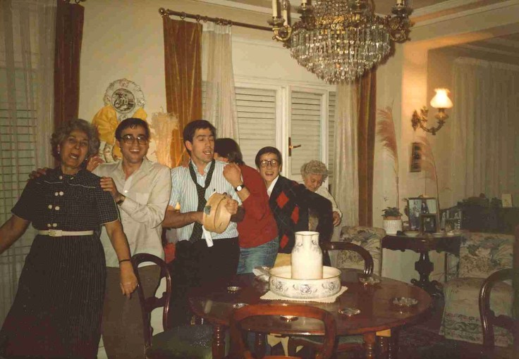 En la casa de Concha Espina